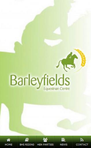 Barleyfields Equestrian Centre