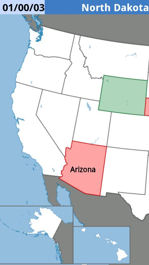 Quiz USA States And Capitals Android Apps On Google Play - Usa state map with capitals