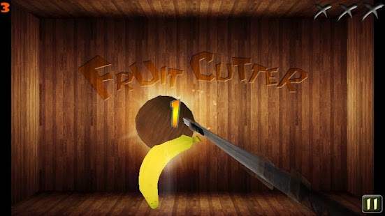 Fruit Cutter - screenshot thumbnail