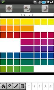 Aun Color Coordinate - screenshot thumbnail