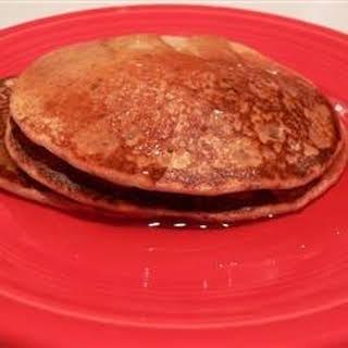 Sourdough Buckwheat Pancakes.