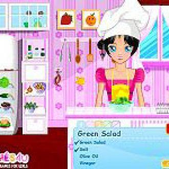 Mexican Cooking Game