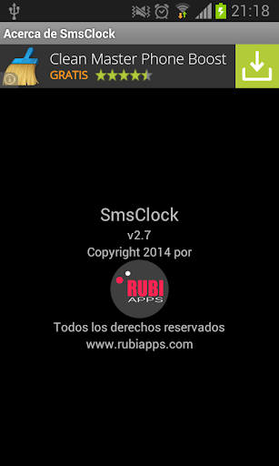 SMS Scheduler SmsClock