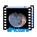 dPicture logo
