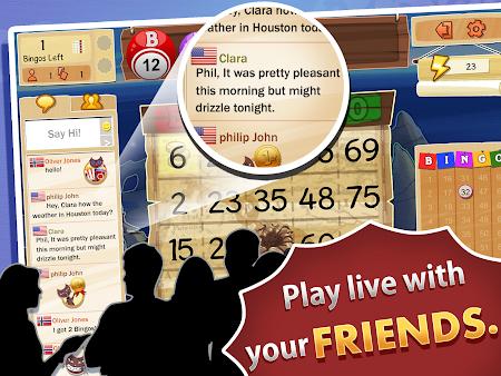 BINGO Club - FREE Online Bingo 2.5.5 screenshot 435791