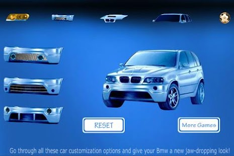 BMW X5 Tuning Game - screenshot thumbnail