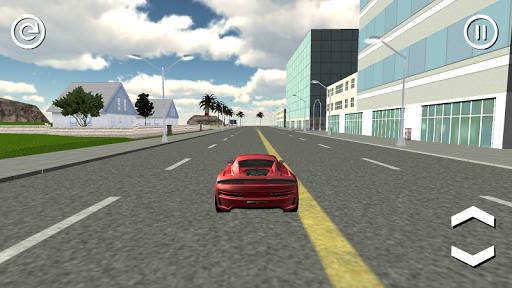 Sports Car City Racing