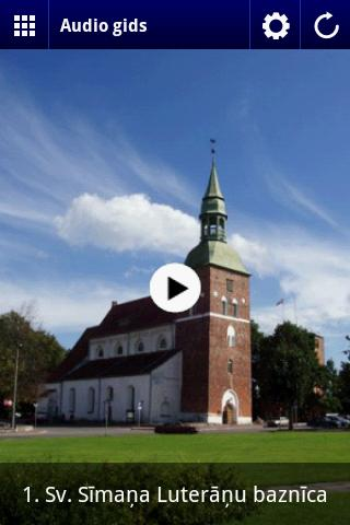 Valmiera- screenshot