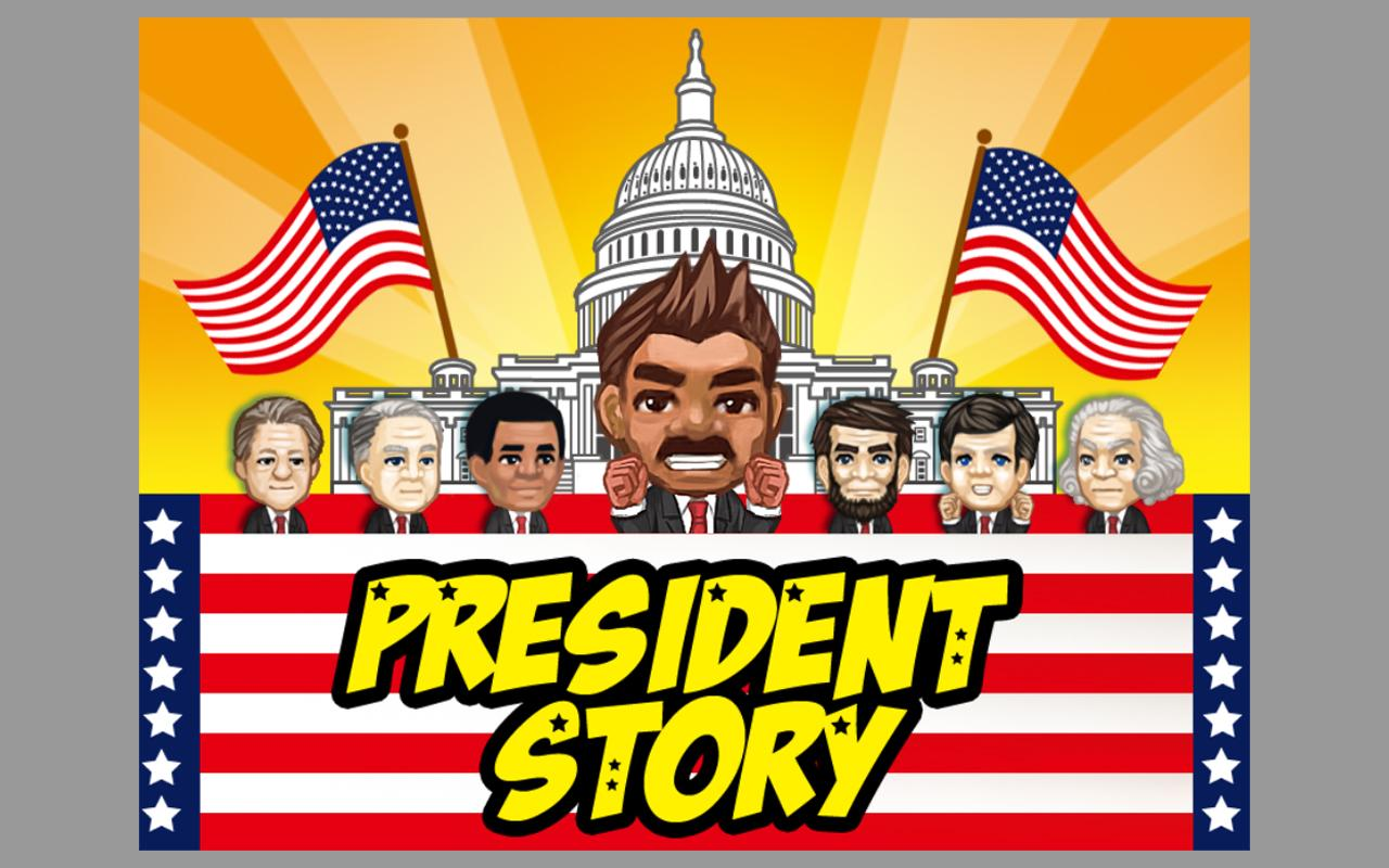 President Story - screenshot