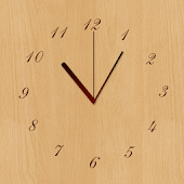 Beautiful analog clock