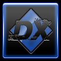Serenity Launcher Theme Blue icon