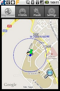 Wireless Sensor Location- screenshot thumbnail