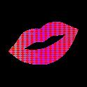 Throw a Kiss icon