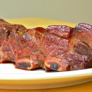 Bae Yong Joon's Kalbi Steak