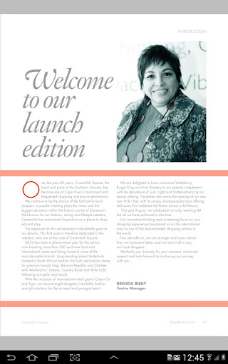 Cavendish Square Mag