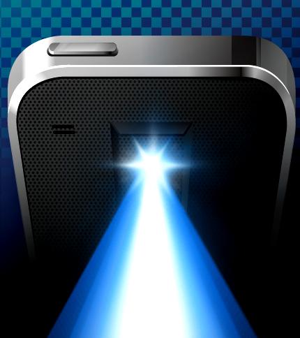 LED Strobe Flashlight