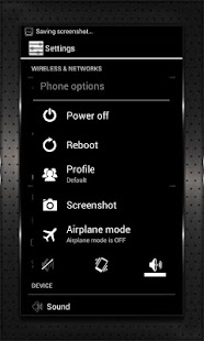 BLACK HEAVY cm10 cm9 aokp- screenshot thumbnail