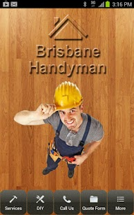 Brisbane Handyman- screenshot thumbnail
