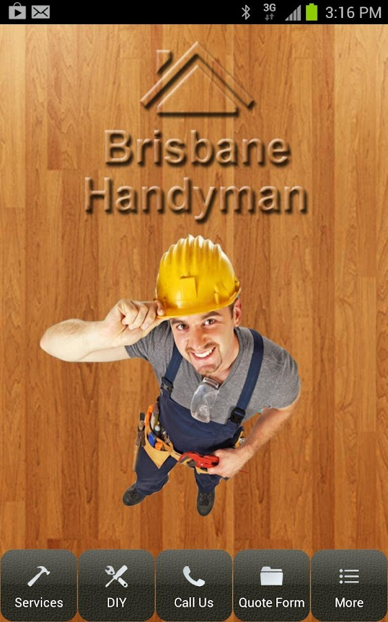 Brisbane Handyman- screenshot