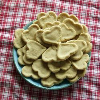 Tunisian Shortbread.