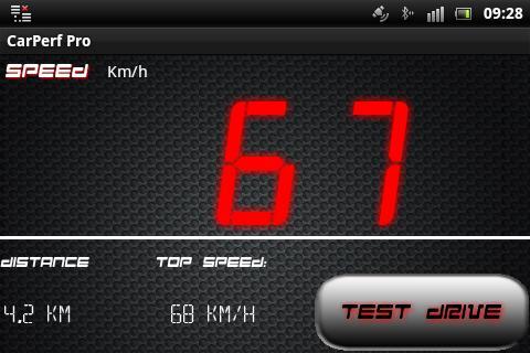 CarPerf Pro - screenshot