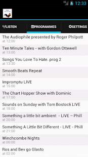 Radio Winchcombe- screenshot thumbnail