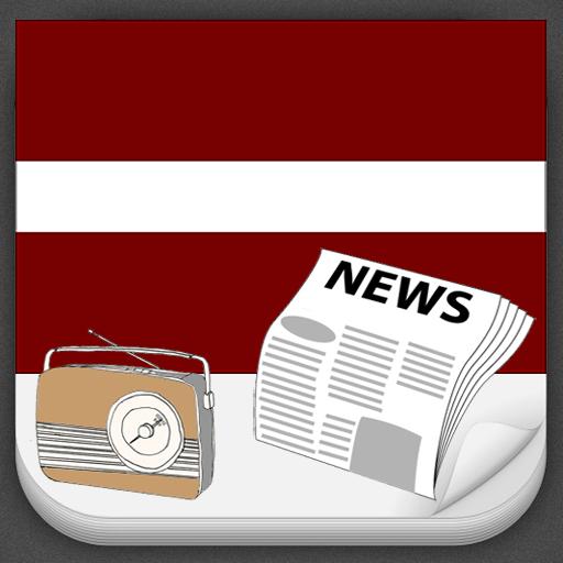 Latvia Radio News 音樂 App LOGO-APP試玩