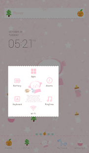 Be quiet Dodol Theme apk free download
