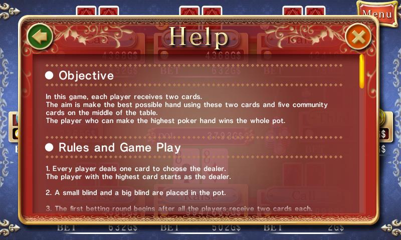 CASINO TOWN - Texas Hold'em- screenshot