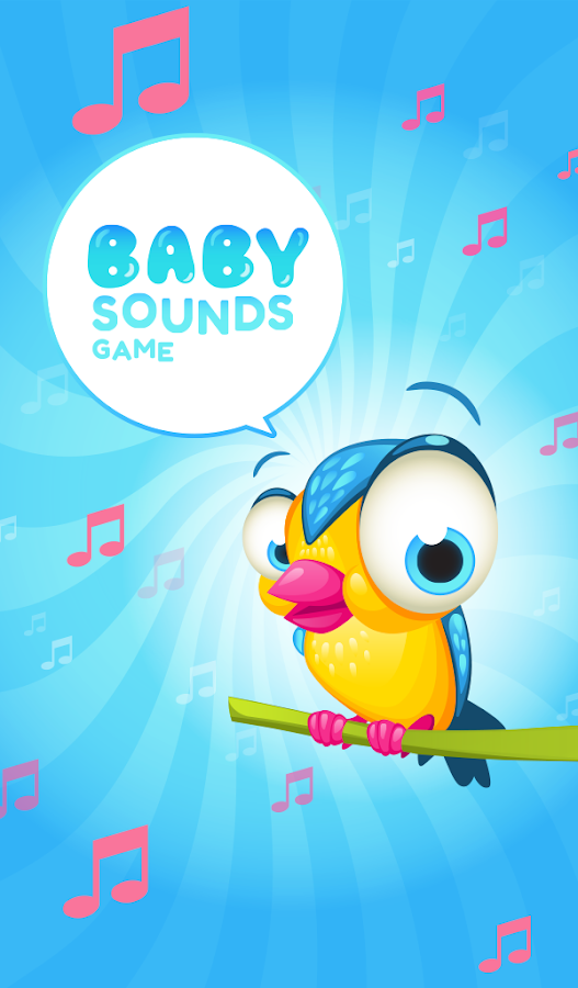 Baby Sounds Game (Ads Free)- screenshot