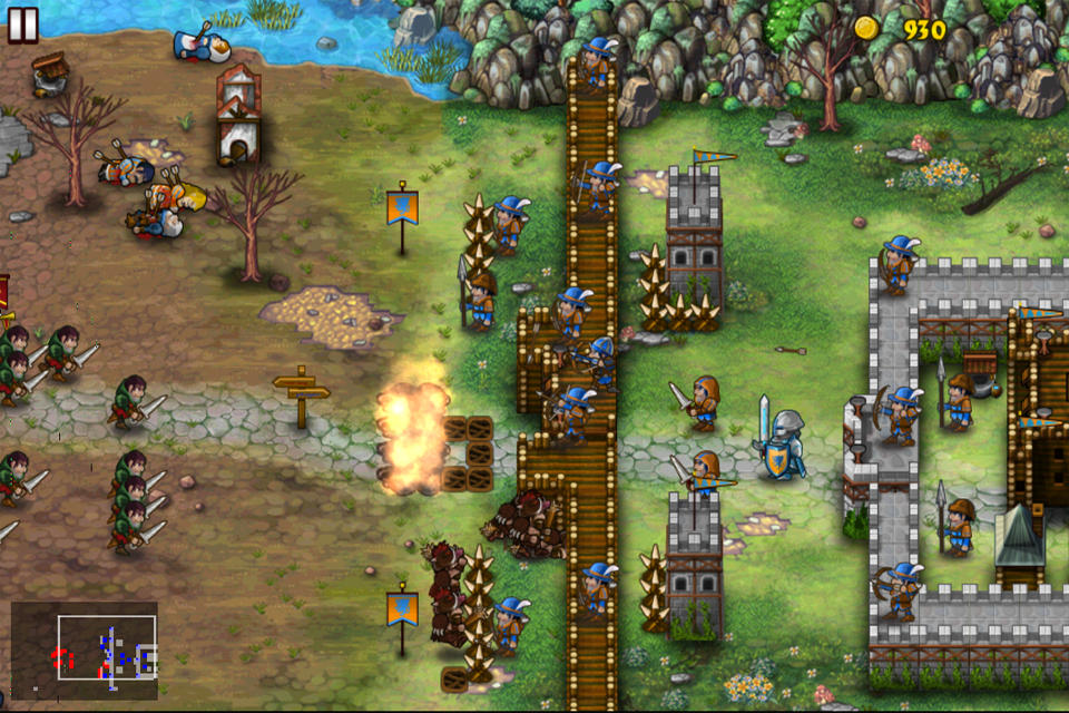 Fortress Under Siege- screenshot