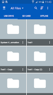 Kingston MobileLite – Miniaturansicht des Screenshots