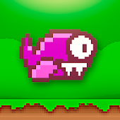 Flappy Monster : Clumsy Wings