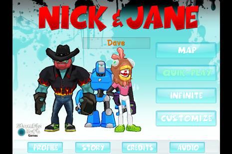 Nick & Jane HD- screenshot thumbnail