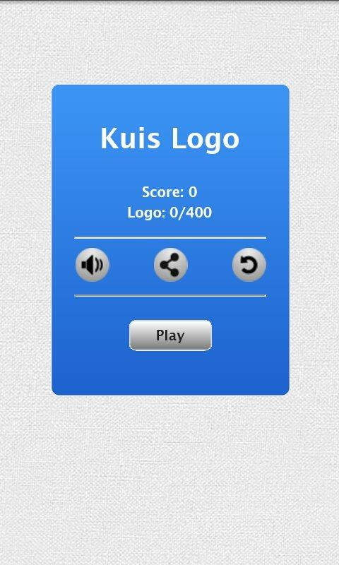 Kuis Logo - screenshot