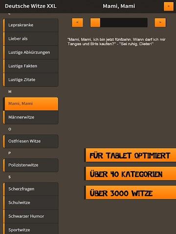 android Deutsche Witze XXL Screenshot 5