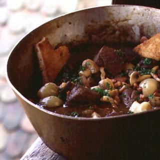 Venison Stew Red Wine Recipes.