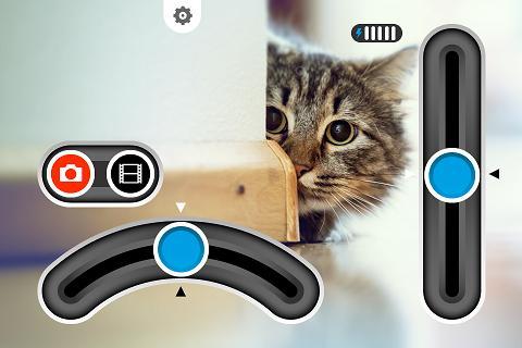 BeeWi BuggyPad - screenshot