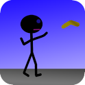Boomerang Stickman Fighter icon