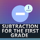 Subtraction for the 1st Grad