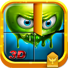 Monster Puzzle Party icon
