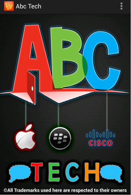 Abc Tech- screenshot