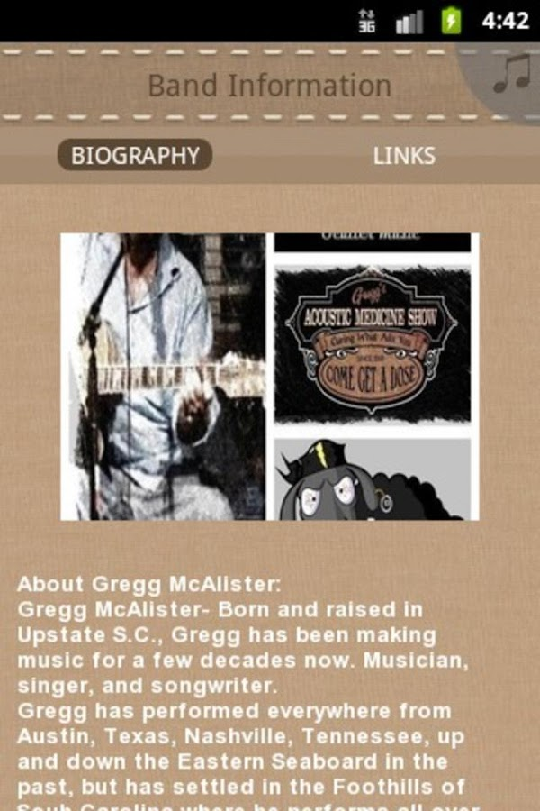 Gregg McAlister - screenshot