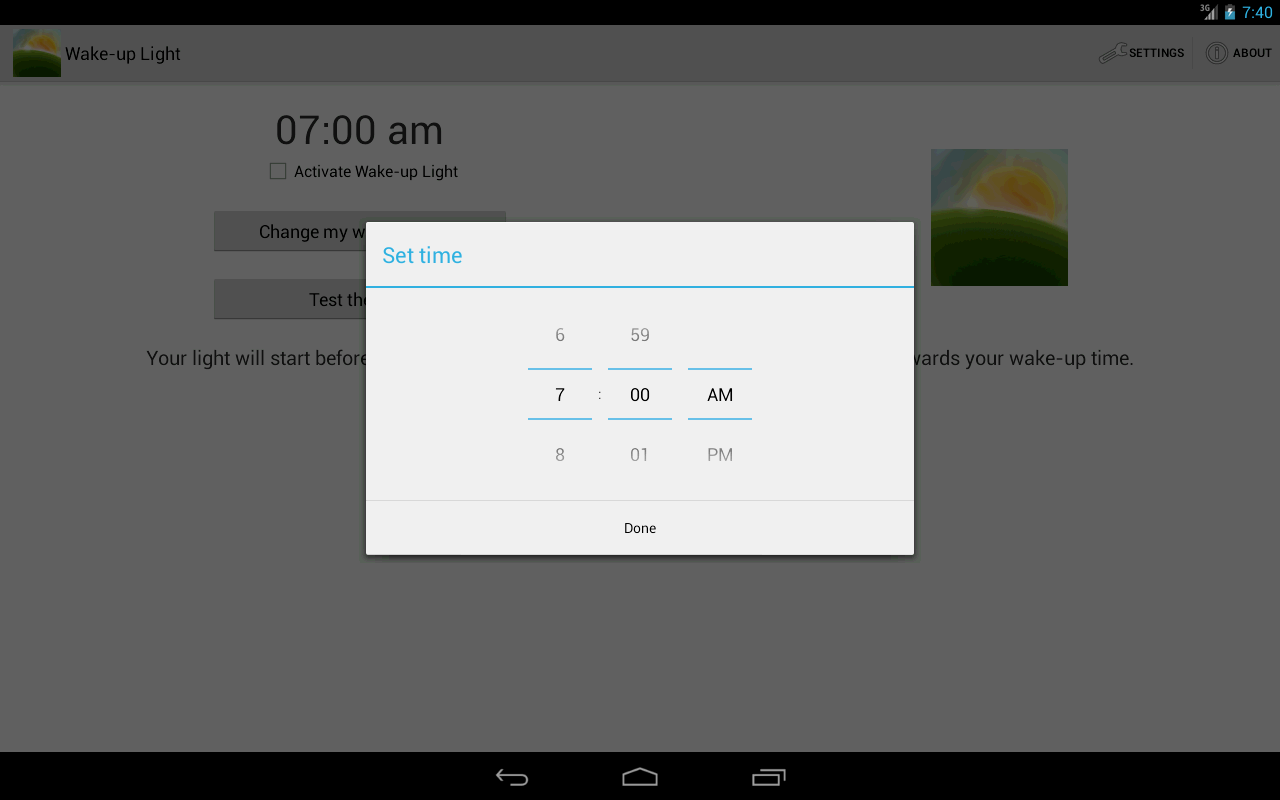 Wake-up Light - Android Apps on Google Play