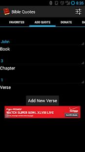 Bible Quotes - screenshot thumbnail