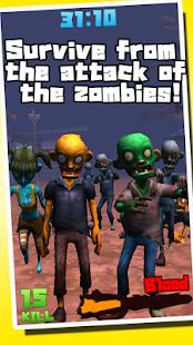 Gun Zombie :Survival Shooter