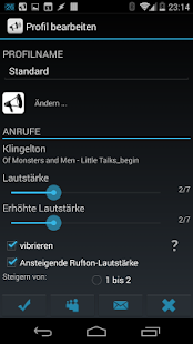 Smart Sound-Profile – Miniaturansicht des Screenshots