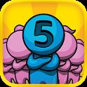 찐따베리의 5대독자 이야기 시즌 logo