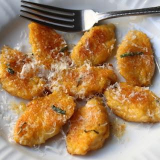 Butternut Squash and Mascarpone Gnocchi – I Don't Like Gnocchi, But I Love These!