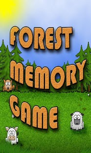 Forest Memory Game - screenshot thumbnail